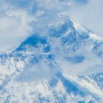 Everest from Plane