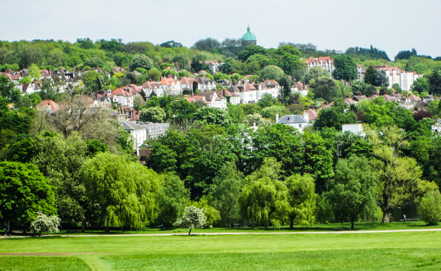 View of Highgate